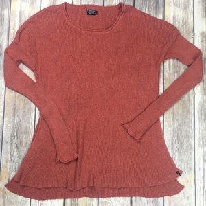 Burnt Orange Volcom Sweater
